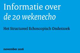 20 Weken-echo
